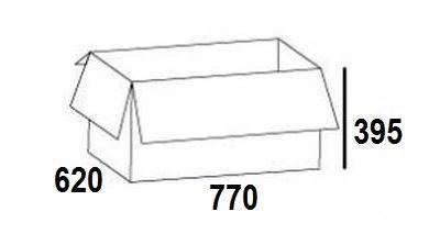 Размеры короба для кресел оператора